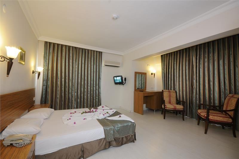 Letovanje Turska Marmaris Hotel Mert Seaside Hotel
