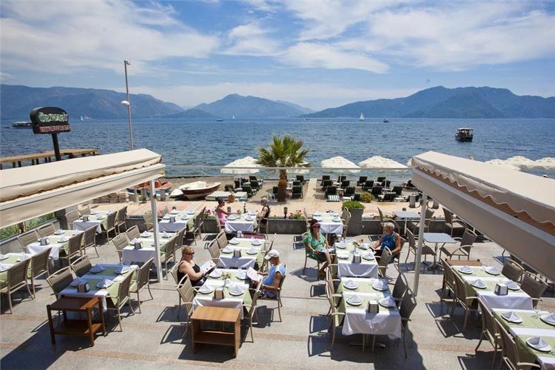 Letovanje Turska Marmaris Hotel Orsmaris Boutique