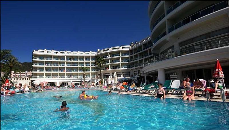 Letovanje Turska Marmaris Hotel Pineta Park Deluxe
