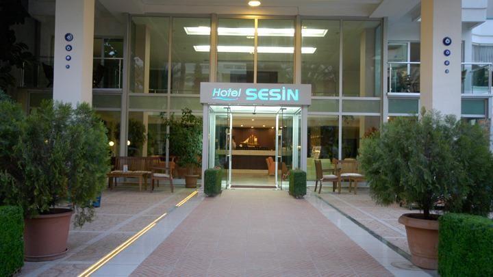 Letovanje Turska Marmaris Hotel Sesin