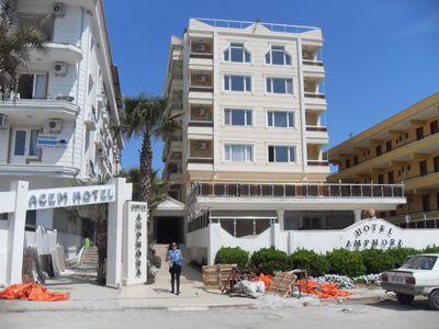 Letovanje Turska Sarimsakli Hotel Amfora