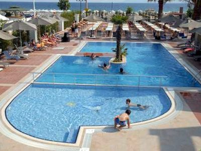 Letovanje Turska Sarimsakli Hotel Buyuk Berk