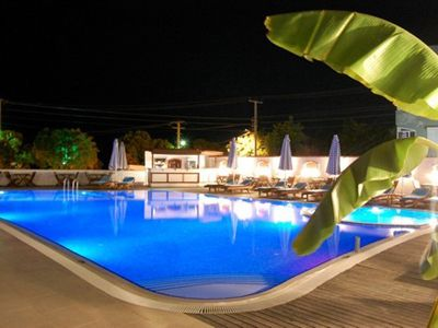 Turska Sarimsakli Hotel Ergin Bazen