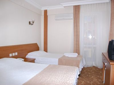 Turska Sarimsakli Hotel Ergin Soba
