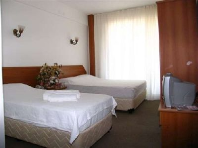Turska Sarimsakli Soba Hotel Ergin