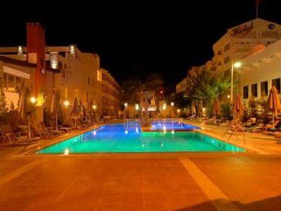 Bazen Sarimsakli Hotel Kalif
