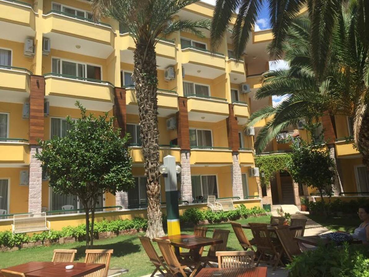 Letovanje Turska Sarimsakli Hotel Varol